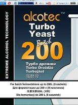 Alcotec 200 Turbo Yeast (Batch)